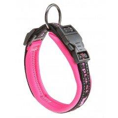 Περιλαίμιο Ferplast Sport Dog 2,5x(37-45)cm Pink