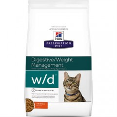 Hill's Prescription Diet w/d Feline 1,5kg
