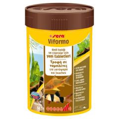 Sera Viforno Βασική Τροφή σε ταμπλέτες για γατόψαρα 100ml (258tabs)