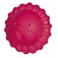 ΠΑΙΧΝΙΔΙ NOBBY RUBBER TOY BALL LION 7,5cm
