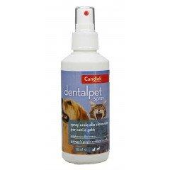 DentalPet Spray Στοματικό διάλυμα χλωρεξιδίνης σε spray 125ml