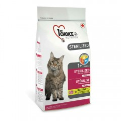 1st Choice Γάτας Adult – Sterilized Chicken Formula Grain Free 2.4kg