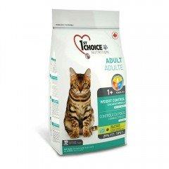 1st Choice Γάτας Weight Control 2,72kg για στειρωμένες Γάτες