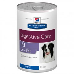 HILL'S PD CANINE I/D LOW FAT 12 x 370GR
