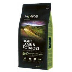 PROFINE LIGHT LAMB & POTATOES 3Kg