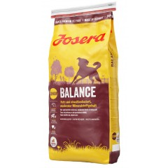 JOSERA BALANCE GLUTEN FREE 15 kg