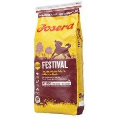 JOSERA FESTIVAL GLUTEN FREE  15kg  σολομός