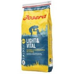 JOSERA DOGFOOD LIGHT & VITAL 15KG