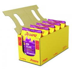 Josera Mini Deluxe Grain Free  με Αρνί (5x900gr) 4,5kg