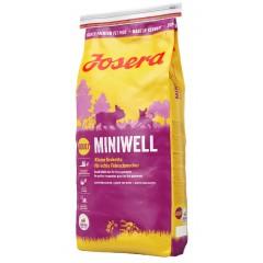 JOSERA MINIWELL GLUTEN FREE 15 kg μικρόσωμες φυλές.