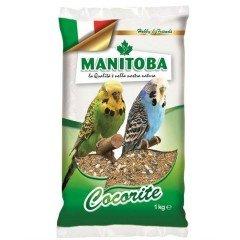Manitoba τροφή για παπαγαλάκια 1kg