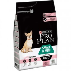 Pro Plan  Dog Small & Mini Adult with Sensitive Skin σολoμός   3 kg