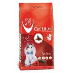 VAN CAT NATURAL CLUMPING 10KG