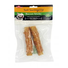 BACON STICKS ΜΕ ΚΟΤΟΠΟΥΛΟ ΤΗΣ PET INTEREST 100GR (2TMX)