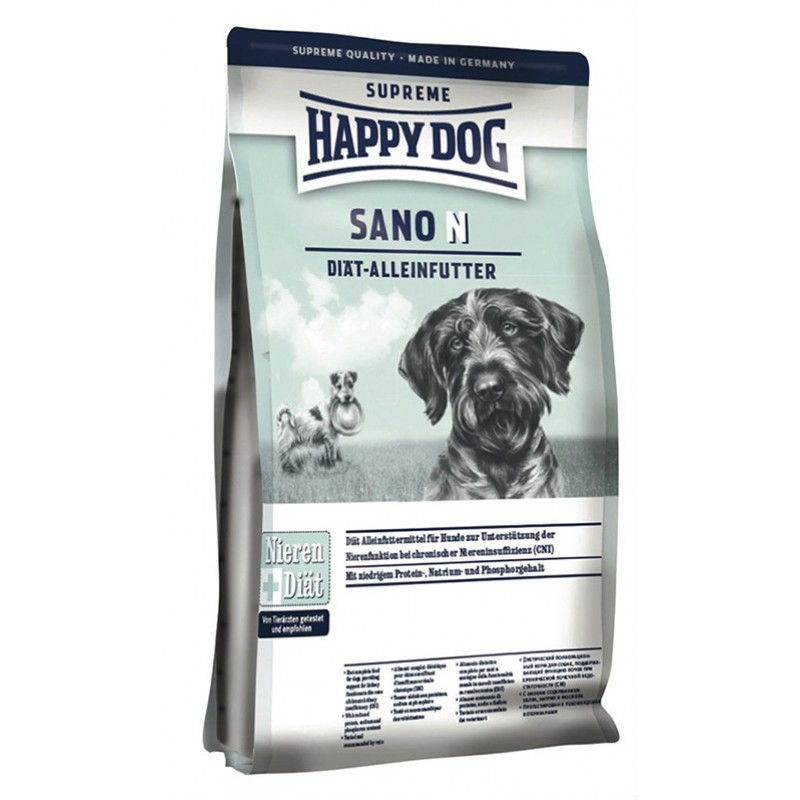 HAPPY DOG SANO N 7,5Kg