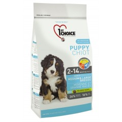 1st Choice Puppy LARGE & MEDIUM 15kg