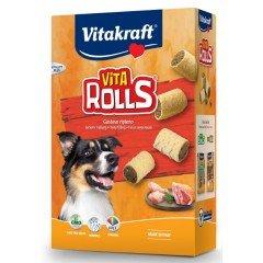 Vita Rolls - Τραγανά γεμιστά μπισκότα 400gr