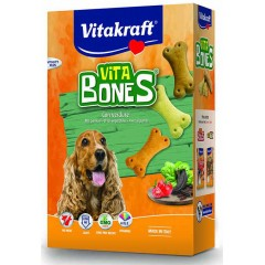 Vita Bones - Τραγανά μπισκότα με ντομάτα, σπανάκι & χαρούπι 400gr