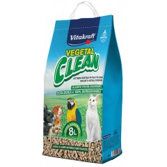 Vitakraft Πέλετ Vegetal Clean 8lt