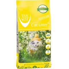 VAN CAT BIG CATS CLUMPING 15KG
