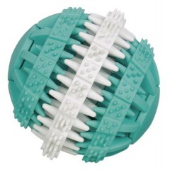 Παιχνίδι Nobby Rubber Ball Dental Fun 7cm