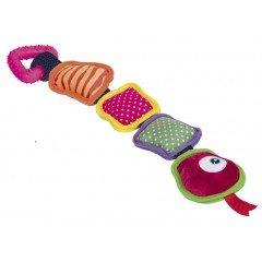 Nobby Λούτρινο - Rubber παιχνίδι Snake 45cm