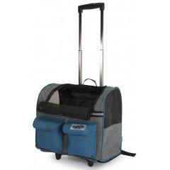 Camon Trolley Τσάντα Μεταφοράς blue - grey 40x25x40cm