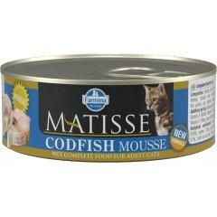 Matisse wet food Codfish 85gr
