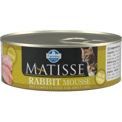 Matisse wet food Rabit 85gr