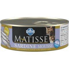Matisse wet food Sardine 85gr
