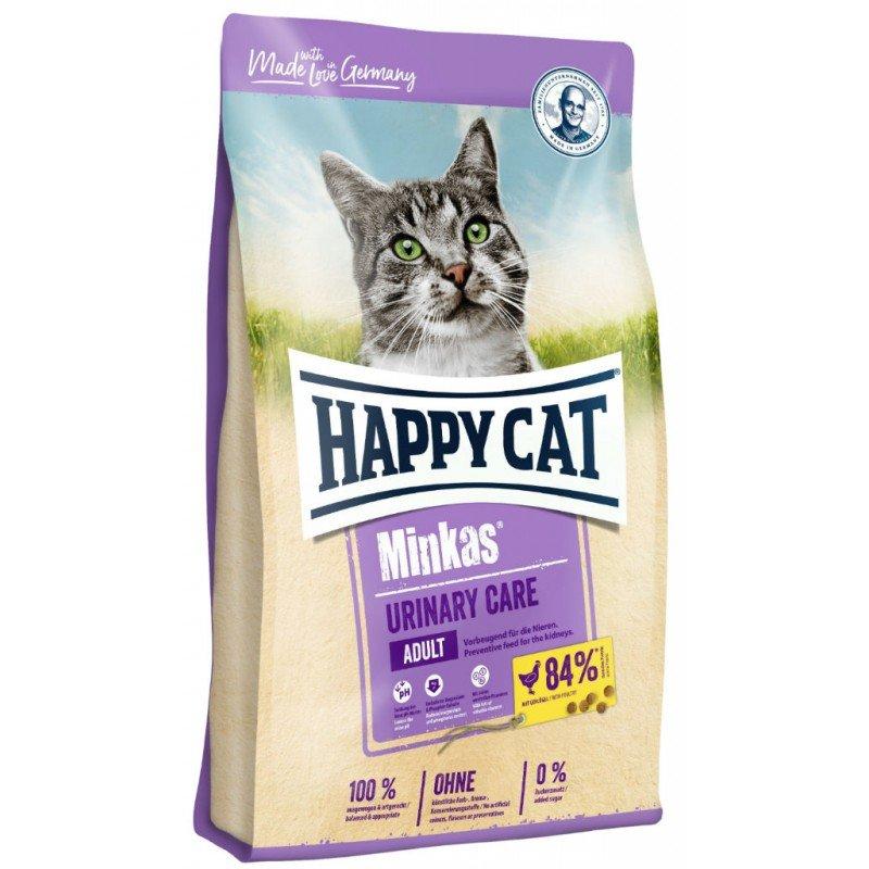 Happy Cat Minkas Urinary Care με Πουλερικά 10kg