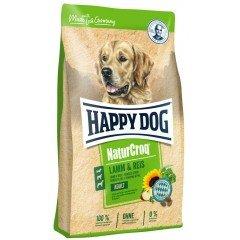 HAPPY DOG NATURCROQ LAMB & RICE 12Kg