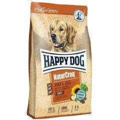 HAPPY DOG NATURCROQ ORIGINAL ΒΟΔΙΝΟ 12Kg