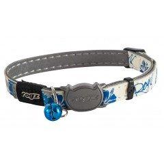Περιλαίμιο Γάτας Rogz Glow Blue Butterfly Small 1,1cm x20-31cm