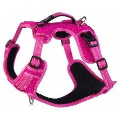 Σαμαράκι Σκύλου Rogz Explore Pink XLarge 2cm x 66-95cm