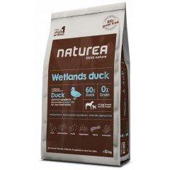NATUREA GRAIN FREE WETLANDS DUCK 2KG