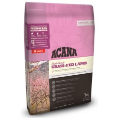ACANA GRAIN FREE GRASS FED LAMB 11.4KG