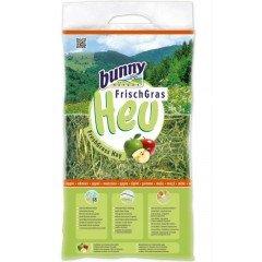 Χόρτο Bunny Freshgrass Hay Με Μήλο 500gr