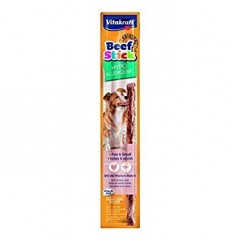 Beef Stick Hypoallergenic Με Γαλοπούλα και Στρουθοκάμηλο 12gr