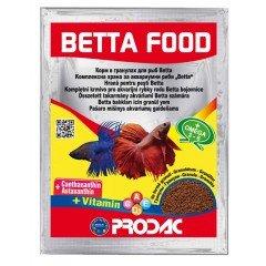 ΤΡΟΦΗ ΓΙΑ ΜΟΝΟΜΑΧΟΥΣ BETTA FOOD 12GR