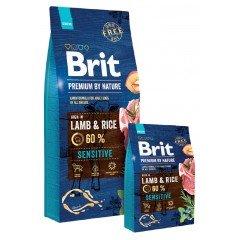 Brit Premium Sensitive Lamb and Rice 15kg