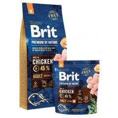 Brit Premium Adult Medium Breed 3kg