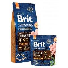 Brit Premium Senior Small and Medium 3kg