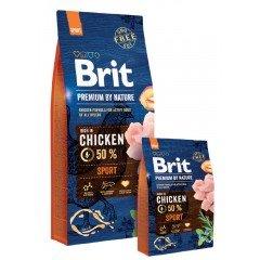 Brit Premium Sport All Breed 15kg