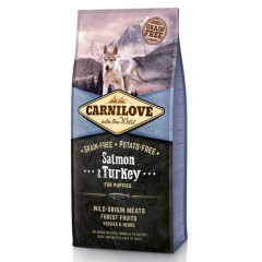 Carnilove Puppy Salmon & Turkey 1,5kg