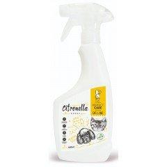 Perfect Care Φυτικό Απωθητικό Spray Σκύλου-Γάτας 500ml με Σιτρονέλα