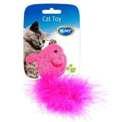 Παιχνίδι Γάτας Duvo Ποντικάκι 10x6x4cm