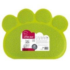 Πατάκι Για Λεκάνη Γάτας M-Pets 60x45cm Πράσινο