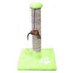 ΟΝΥΧΟΔΡΟΜΙΟ TOWER CAT PET INTEREST 48X31X31CM GREEN