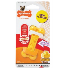 Nylabone Power Chew Cheese Bone XSmall